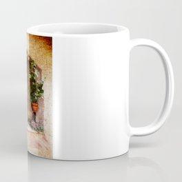 Mediterranean window Coffee Mug