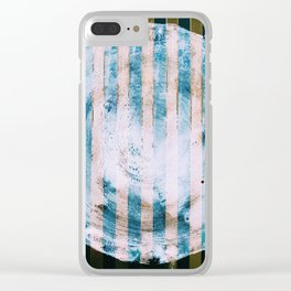 Full Cold Moon Clear iPhone Case