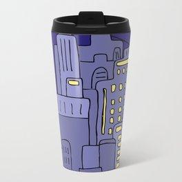 NEW YORK Metal Travel Mug