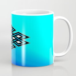 Limitless Infinity (blue ocean) Coffee Mug