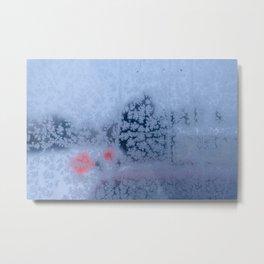 Cold Outside Metal Print
