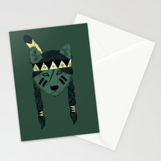 Green Skin Stationery Cards