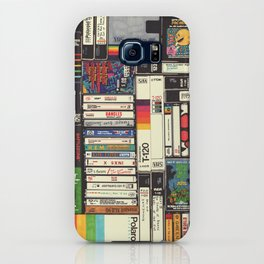 Cassettes, VHS & Games iPhone Case