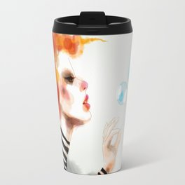 Pin Travel Mug