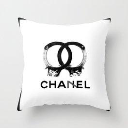 CHA7EL No.17 Throw Pillow