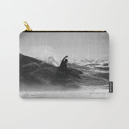 Iconic Indo Surfer Carry-All Pouch