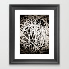 Winter#2 Framed Art Print