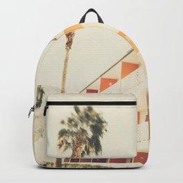 Palm Springs Hotel Backpack