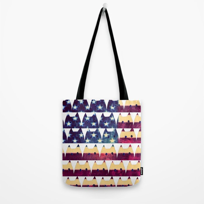 cat-119 Tote Bag