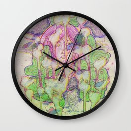 Overthinker Wall Clock