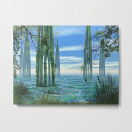 Cathedrals Metal Print