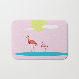 Flamingo Route  Bath Mat