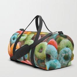 Breakfast Loops Duffle Bag