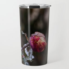 Froze Rose Travel Mug