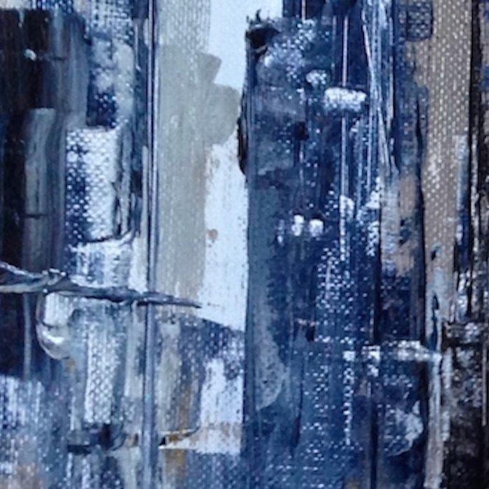 Dream in blue Leggings