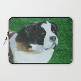 Baron the Saint Laptop Sleeve