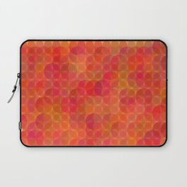 Stained Glass Sunrise Laptop Sleeve