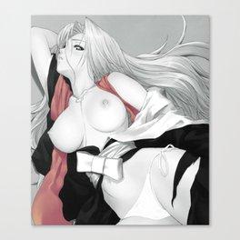Rangiku Matsumoto Canvas Print