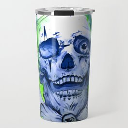 Gamble Skull Travel Mug