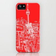 Toronto! (Dark T-shirt Version) Slim Case iPhone (5, 5s)