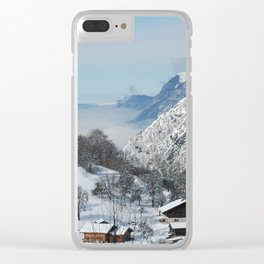 Open Horizons Clear iPhone Case