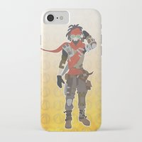 borderlands iPhone & iPod Cases featuring Borderlands 2 - Mordecai by LightningJinx