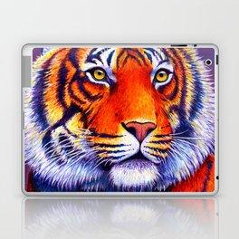 Colorful Bengal Tiger Portrait Laptop & iPad Skin