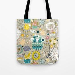 gardening blooms Tote Bag
