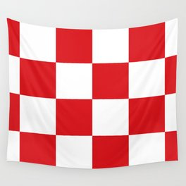 Flag of North Brabant Wall Tapestry