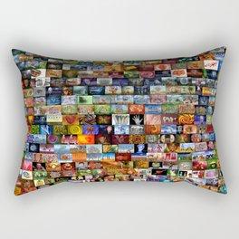 Artwall XXL Rectangular Pillow