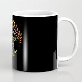 His Love Endures - Christian Bible Verse Coffee Mug