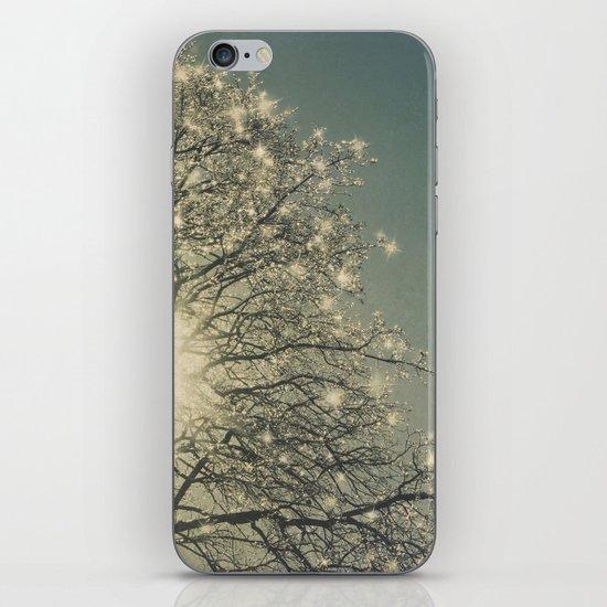 Winter Sparkle iPhone Skin