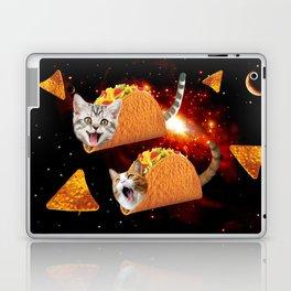 Taco Cats Space Laptop & iPad Skin