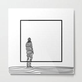In The Dream | Him Metal Print
