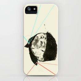 Lazer Minx  iPhone Case
