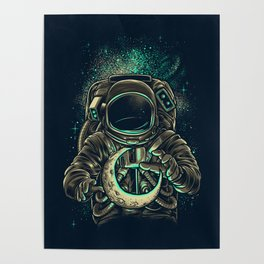 Moon Keeper Poster
