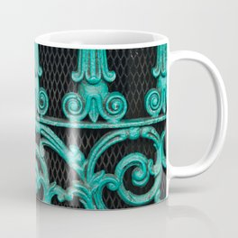New Orleans Patina Coffee Mug