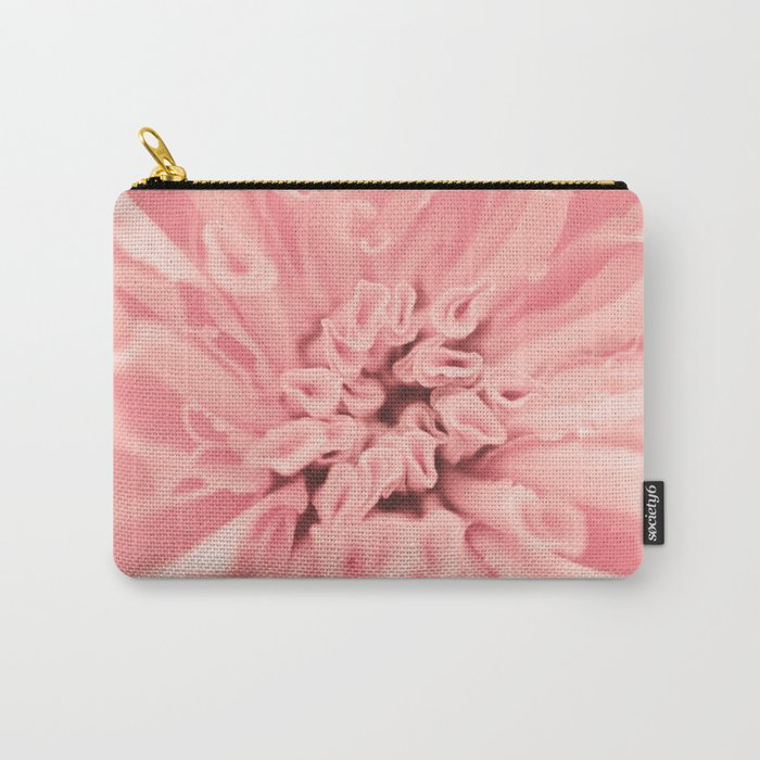 Pretty In Pink Carry-All Pouch