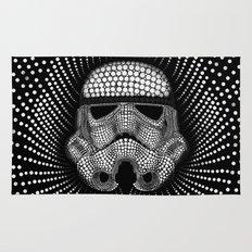 Trooper Star Circle Wars Rug