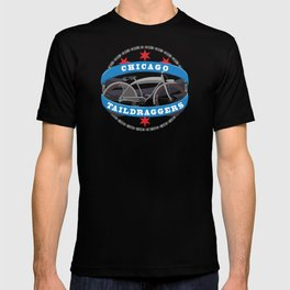 Chicago Taildraggers - Elgin Bicycle T-shirt