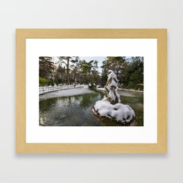 Neptune Framed Art Print