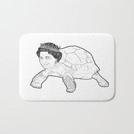 Queen Tortoise Bath Mat