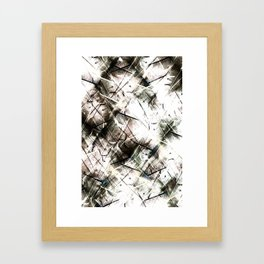 Hot Tropix Framed Art Print