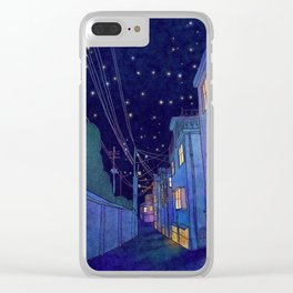 Way Home Clear iPhone Case