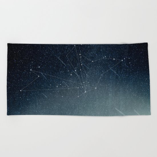 connections Beach Towel