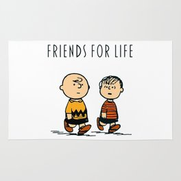 Charlie and friends Rug