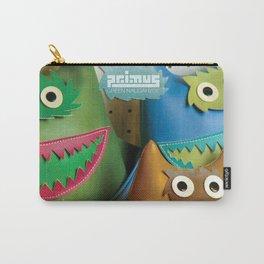 Alt. Album Cover: Green Naugahyde Carry-All Pouch