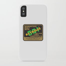 Reynolds 531 - Enhanced iPhone Case