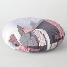 Minneapolis Skyline Floor Pillow