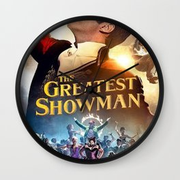 This Is The Greatest Showman Wall Clock